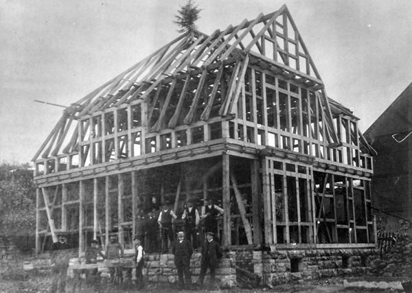 Belegschaft 1913