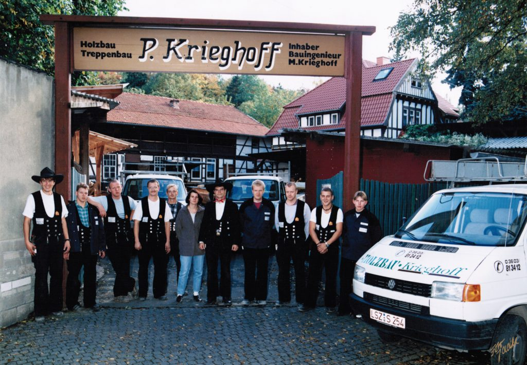 Belegschaft 1996