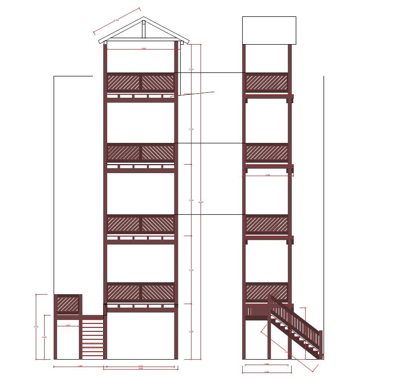 Balkon Tennstedter Str. Planung
