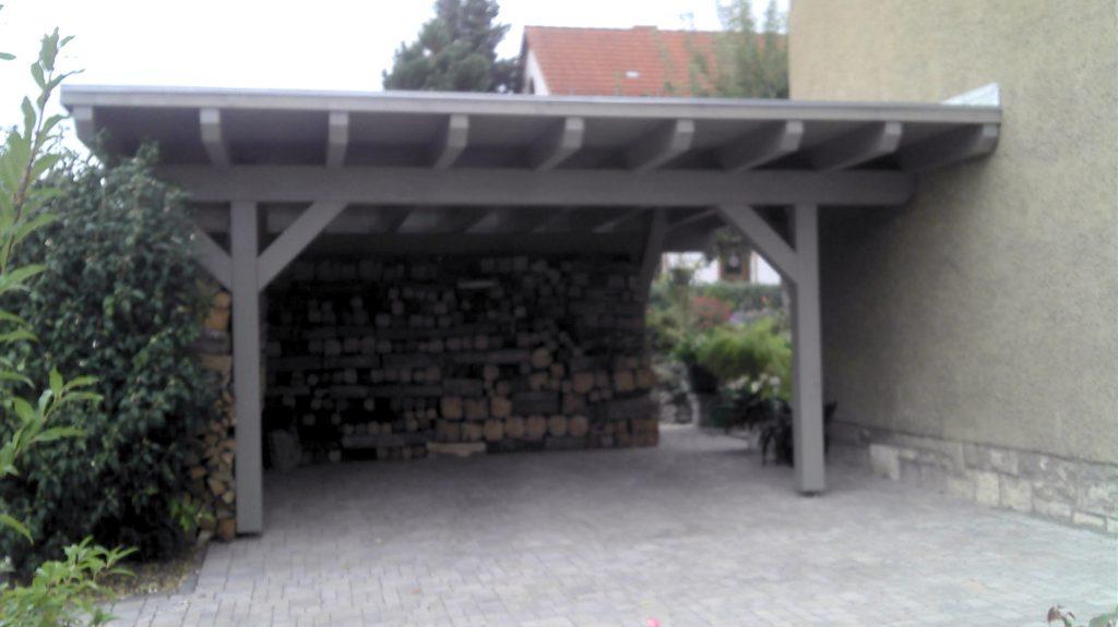 Carport Pröschild 1