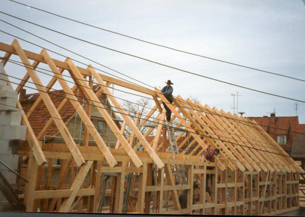Dachkonstruktion14