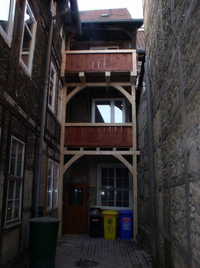 Schwappach Balkon
